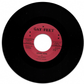 Joe Bennett & The Fugitives - Living Soul / (Alternative Take) (Gay Feet / Dub Store) JPN 7""